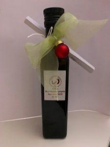 logo bottiglia olio